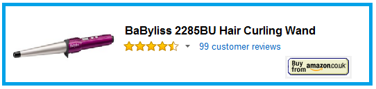 Updated Babyliss 2285bu Hair Curling Wand Review 2016